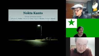 Vintra Kurskuveno de KEA 2021 | Teatraĵo – Nokta Kanto (tradukita de Elpin 안우생)