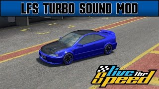 Live For Speed Turbo Sound Mod Cruise