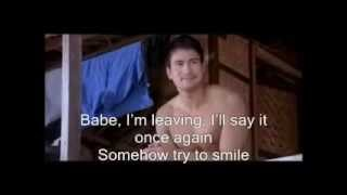 Babe i Love You by Piolo Pascual (Official Music Video) with lyrics
