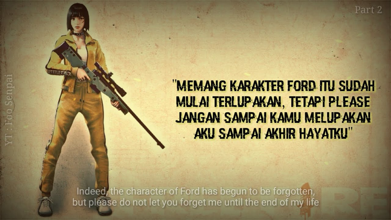 quotes fire keren banget voice acting part