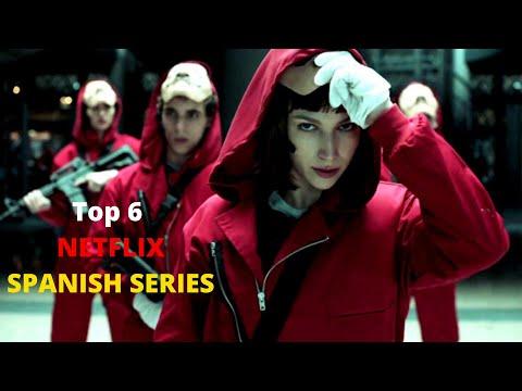 Top 6 Best Spanish Series on Netflix