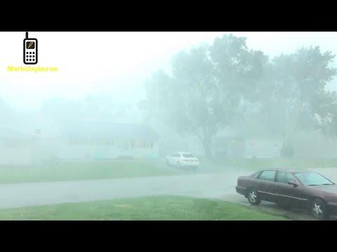 Bettendorf, Iowa Storm 6/20/18