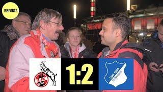 1. FC KÖLN VS TSG HOFFENHEIM│KÖLN VERLIERT IN DER 98. MIN!