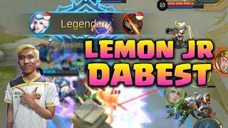 KAYAKNYA INI LEMON NGESMURF DEH, JAGO BET KAGURANYA - Mobile Legends Indonesia thumbnail