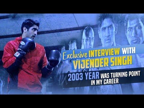 Vijender Singh vs Ernest Amuzu | Behind The Scene | Interview