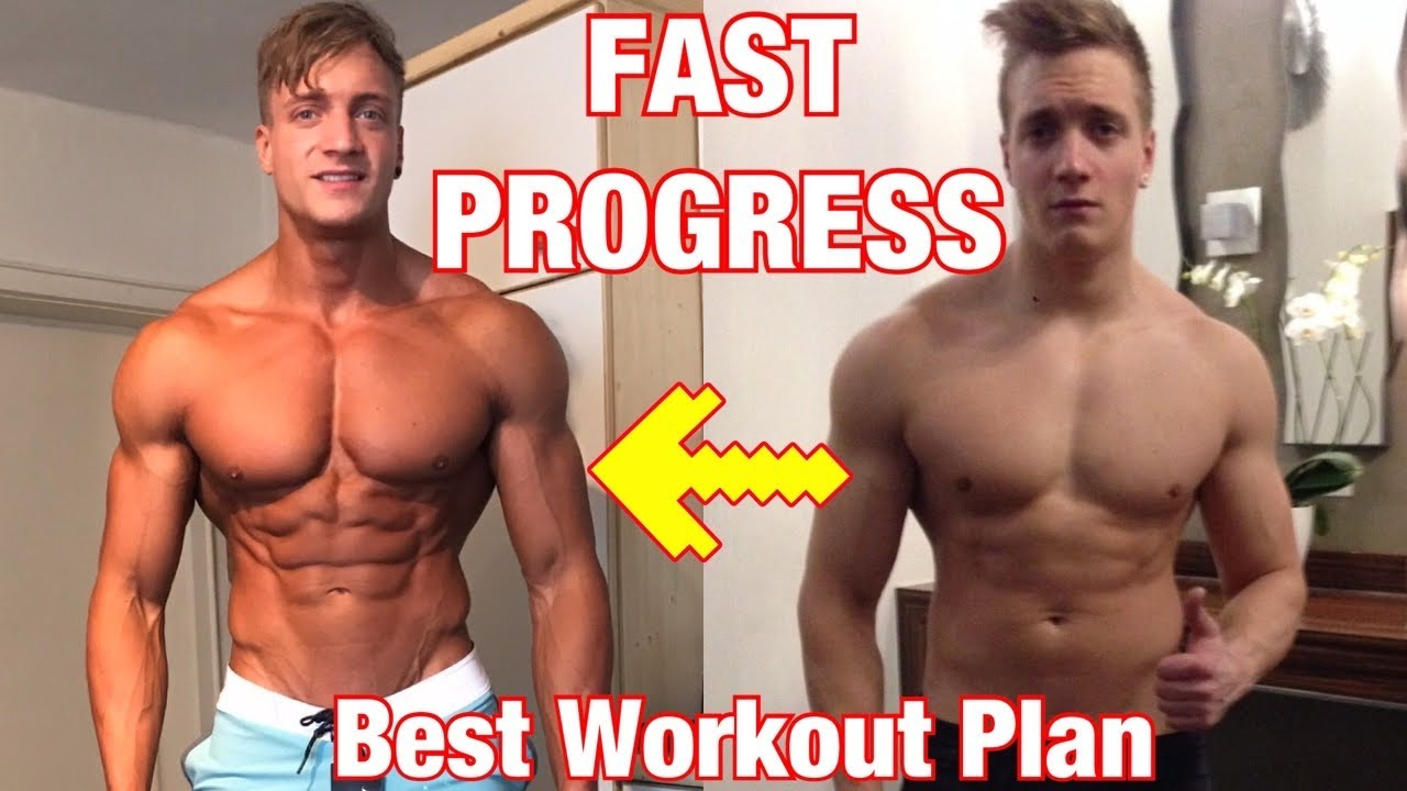 BEST Muscle building Workout Plan EVER explained