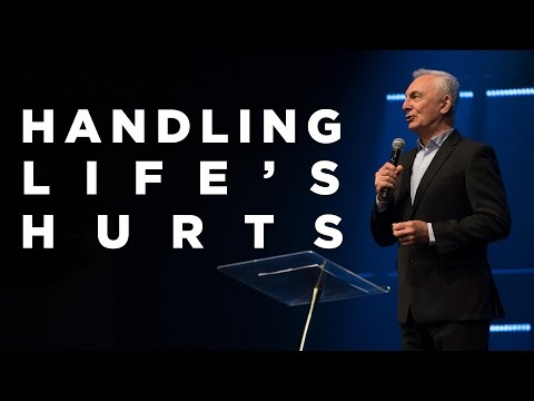 Andre Olivier | Grow | Handling Life's Hurts