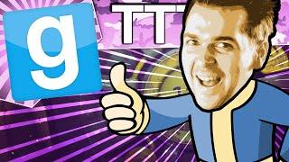 FALLOUT VAULT - Gmod TTT (Garry's Mod Funny Moments)