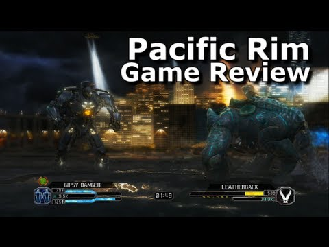Pacific Rim: Video Game - Review And First Impressions