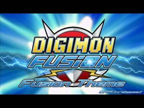 Digimon Fusion Music - 01 Theme Song