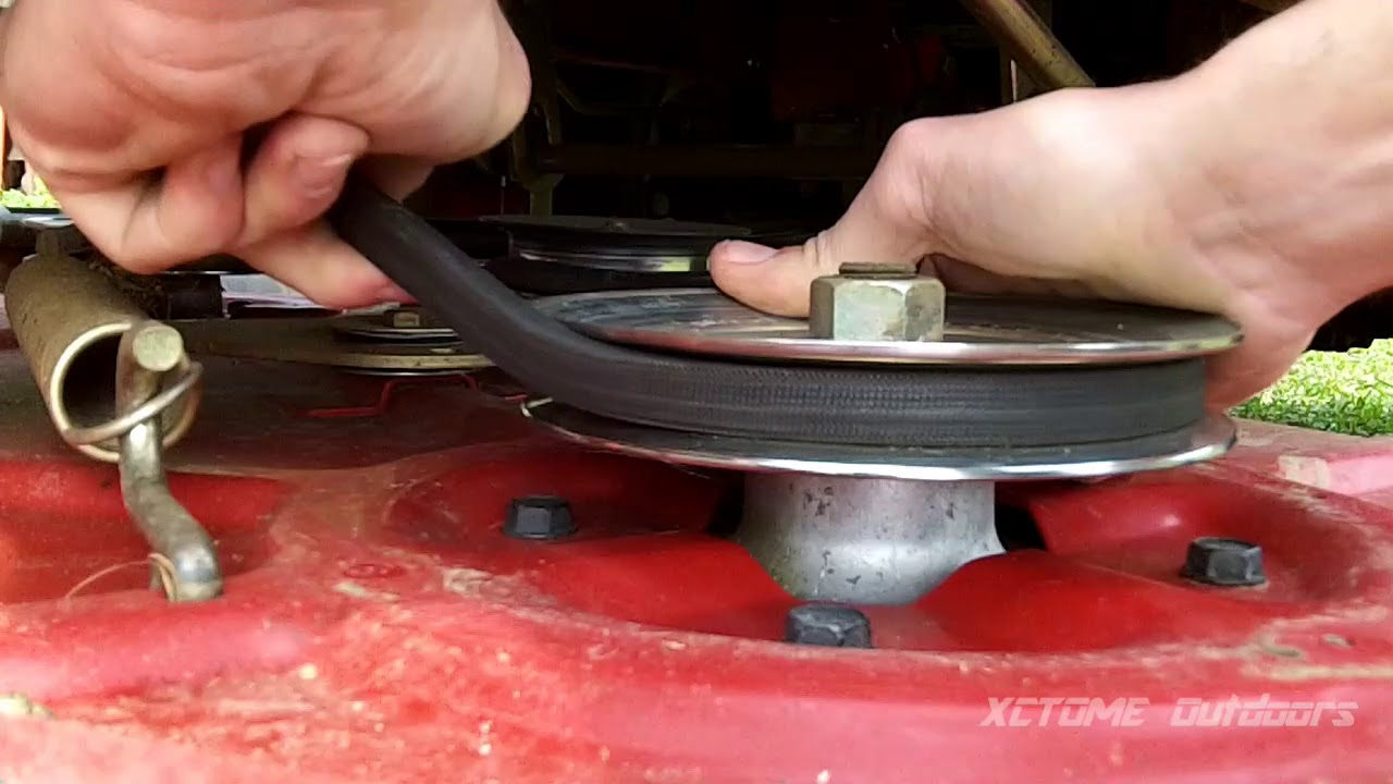 Toro Timecutter Ss4260 42in Zero Turn Mower Deck Belt
