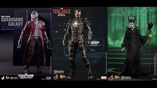 Collectibles Corner - Maleficent, Bones and Star Lord