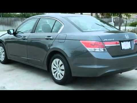 Preowned 2012 Honda Accord Sdn Corpus Christi TX 78415