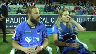 World Series Rugby - Game 4 | Western Force v Crusaders