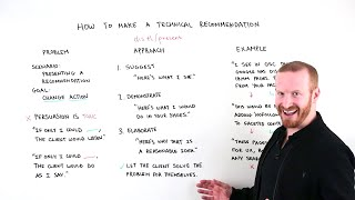 How to Make a Technical SEO Recommendation - Whiteboard Friday