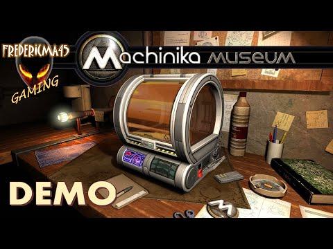 Machinika Museum DEMO (Puzzle Game) |