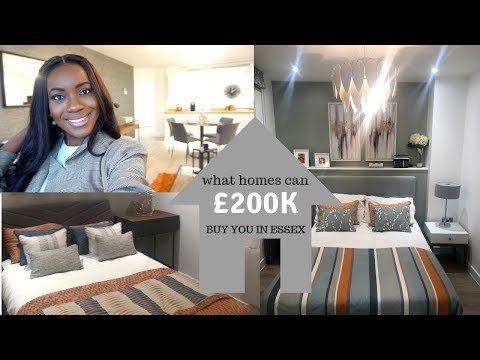Homes You Can Buy For £200k In Essex (Harlow) | 1st Time Buyer Guide | #MovewithJade EP1