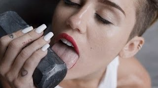 Miley Cyrus - Wrecking Ball Music Video