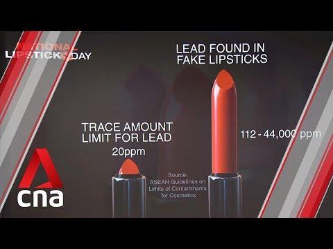 United States Celebrates National Lipstick Day