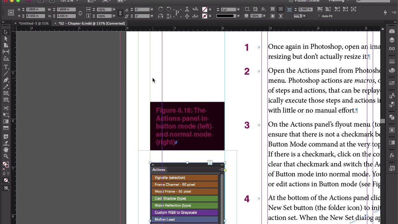 using multi color guides indesign tip of the week youtube rh youtube com InDesign Resume Ideas InDesign Resume Ideas
