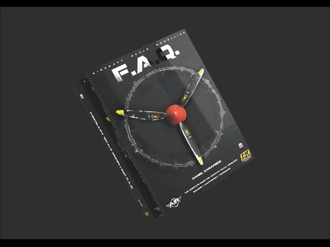 AK F.A.Q.  Aircraft Scale Modelling Guide Review