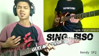 Gambar cover Sing Biso - Hendy Sp2 (koplo Cover) Togok Cakar cakaran