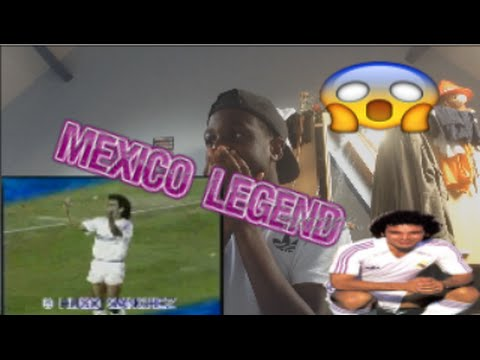 THE BEST OF HUGO SANCHEZ  REACTION| LEGENDTOUR #1 MEXICO