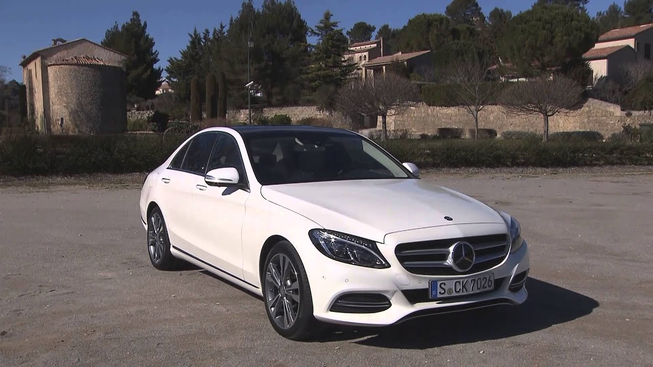 w205 mercedes benz c 220 bluetec designo diamond white youtube