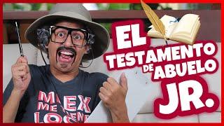 Daniel El Travieso - El Testamento De Abuelo Junior.