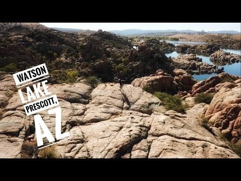 What to do in Prescott, AZ || Watson Lake!