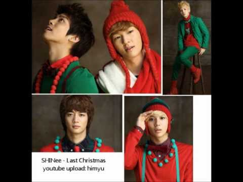 SHINee - Last Christmas (2011 SMTOWN Winter - The Warmest Gift)