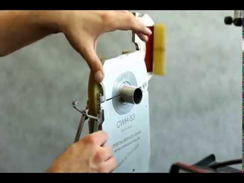 Закрытые сварочные головки СWH (для труб Ф3115мм) фото