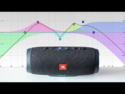 JBL Charge 3 - EQ tweaks to improve the sound