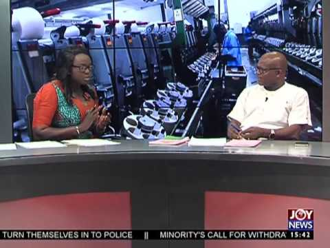 One-District-One-Factory - The Pulse on Joy News (7-4-17)