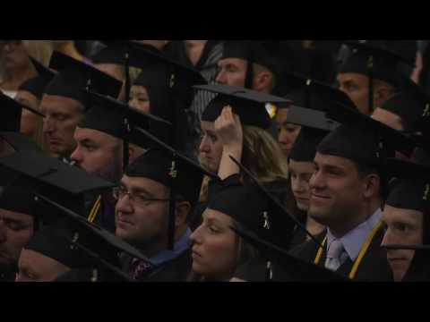 University of Iowa School of Management Commencement - May 13, 2016
