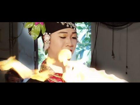 Đồng Thầy : Trần Vũ Tiến Hầu Giá Cô Bé Đông Cuông, Tại Cung Mẫu Chùa Bằng.