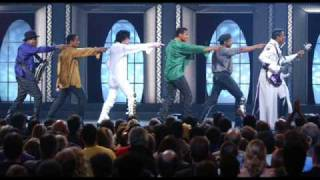 Michael Jackson and The Jacksons- Can You Feel It Live 2001