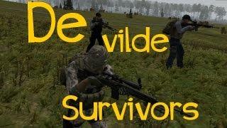 DayZ - Ep. 3 - De vilde Survivors! - TheSlowCSS