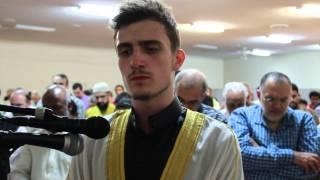 Qari Fatih Seferagic (Taraweeh) 2014 Surah Naba - Nazi3at - 3basa