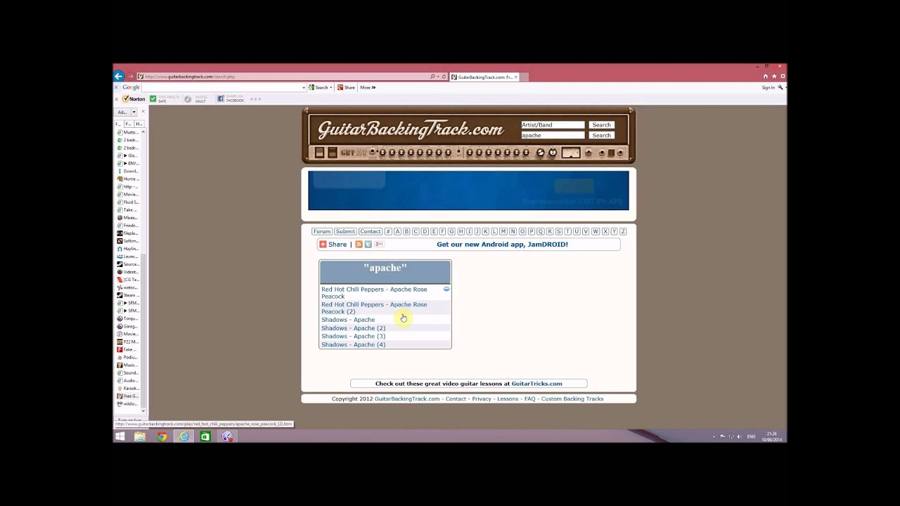 Free Backing Tracks - 3 Great websites for singers and ...