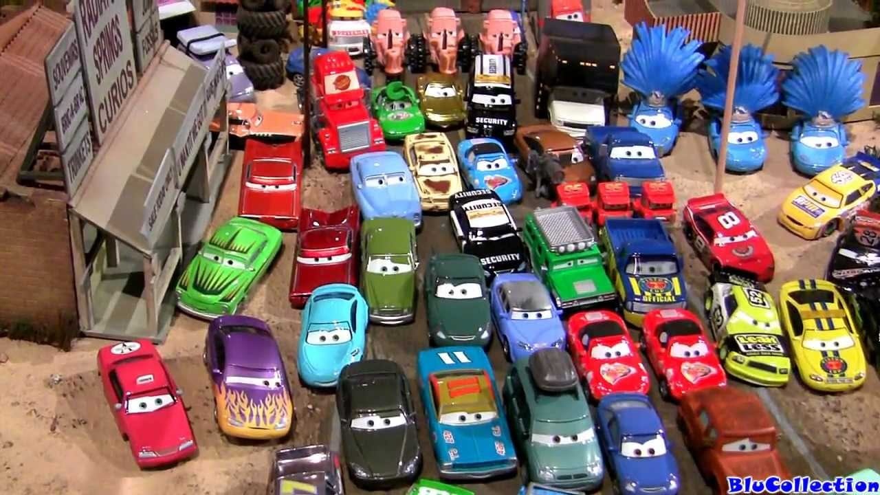 Cars Radiator Springs Classic Toys