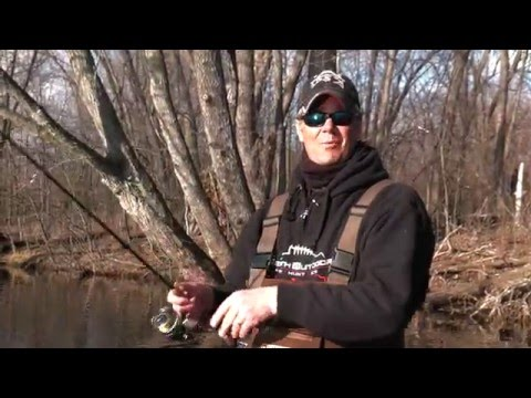 """""""Wader Fishing for Walleyes"""" - In-Depth Outdoors, Season 10 Episode 19"""