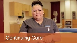 Continuing Care – NSCC