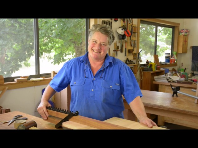 The Happy Clamper - How to Use Panel Clamps.