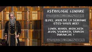 Astrologie Lunaire ☽ Votre jour de naissance