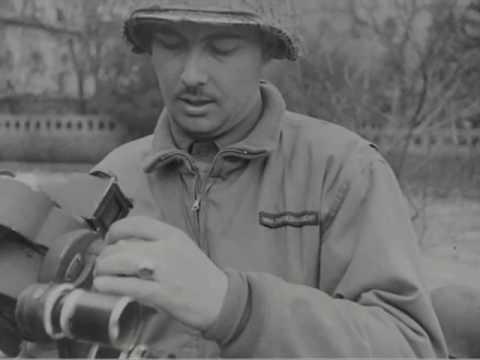 Coblenz key to saar captured - march 1945