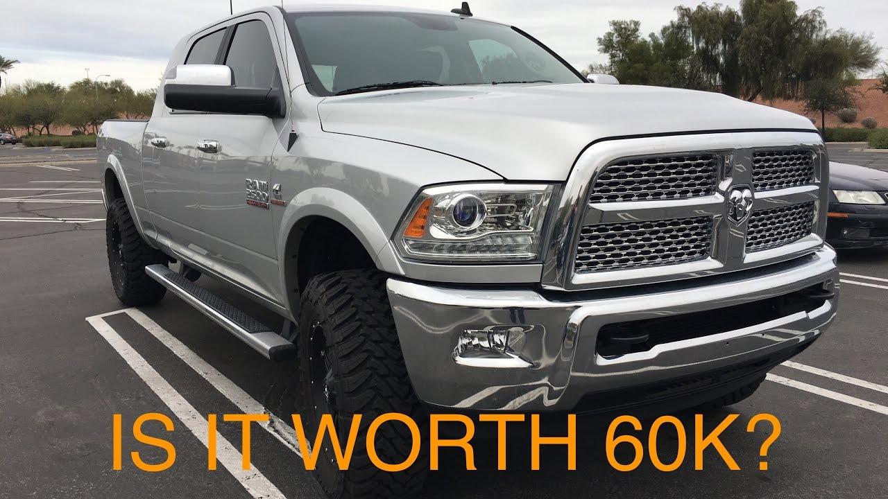 2015 Ram 2500 >> 2015 Ram 2500 Cummins Laramie Review Is It Worth 60k