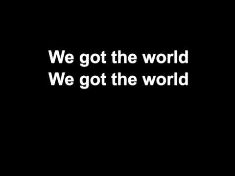 Iconapop  We Got the World Lyrics Big