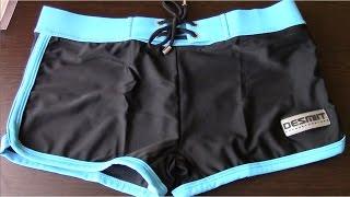 Очень класные плавки шорты мужские для плавания С Алиэкспресс.