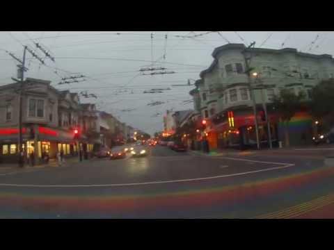 Bike SF: Market Castro 17th
